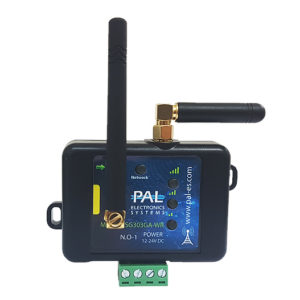 3G/4G контроллер Pal Electronics Systems SG303GA-WR (1 оптическое реле с анти-клон пультами)