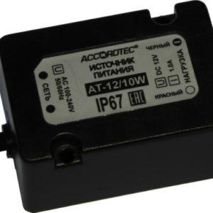 AccordTec AT-12/10W, Источник стабилизированного питания IP67