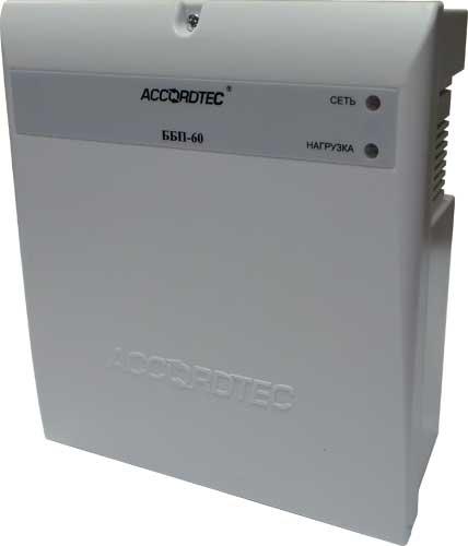 AccordTec ББП-60 исп.1, Блок бесперебойного питания