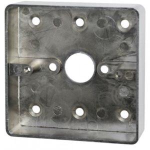 Адаптер металлический, для накладного монтажа кнопки выхода Smartec ST-EX130AD