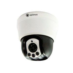AHD видеокамера Optimus AHD-M101.0(10x) — поворотная AHD-камера видеонаблюдения