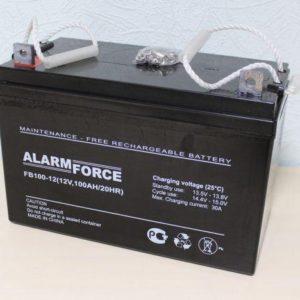 ALARM FORCE FB 100-12 — аккумуляторная батарея