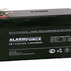 ALARM FORCE FB 1,2-12 — аккумуляторная батарея