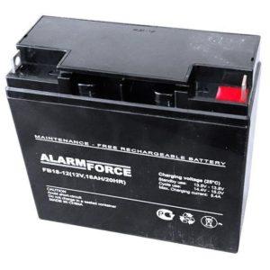 ALARM FORCE FB 18-12 — аккумуляторная батарея
