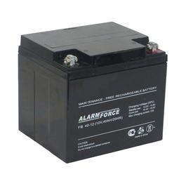 ALARM FORCE FB 40-12 — аккумуляторная батарея
