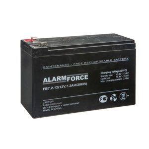 ALARM FORCE FB 7-12 — аккумуляторная батарея