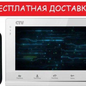 CTV-DP2700IP - Комплект цветного IP видеодомофона