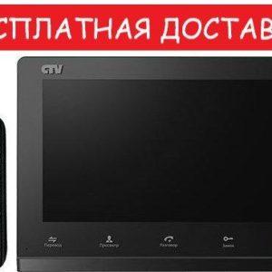 CTV-DP3110 (W/B) - Комплект цветного видеодомофона