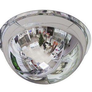 DetexLine Купольное зеркало, 800 мм