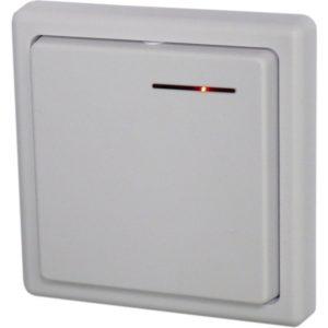 Дополнительный передатчик - клавишный переключатель, частота 433 МГц Smartec ST-EX013TM