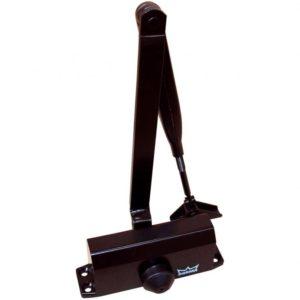 Dorma TS Nano с рычагом (коричневый) (8010056)
