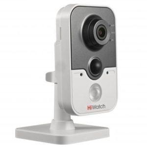 HiWatch DS-T204 — цилиндрическая IP-камера видеонаблюдения