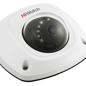 HiWatch DS-T251 — купольная TVI камера видеонаблюдения