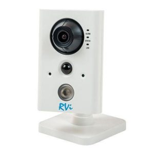 IP видеокамера RVi-IPC11S (2.8 мм) — компактная IP- камера видеонаблюдения