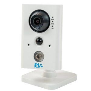 IP видеокамера RVi-IPC12SW (2.8 мм) — компактная IP-камера видеонаблюдения