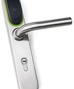 Ironlogic Eurolock EHT net — электронная накладка на дверной замок