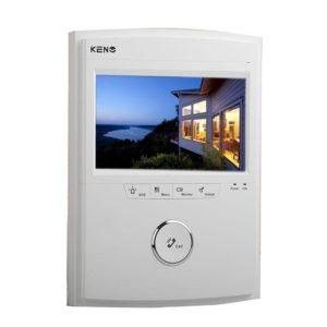 Keno KN-71P — IP видеодомофон