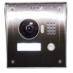 Keno KN-PA2000M + KN-B108 — Вызывная панель