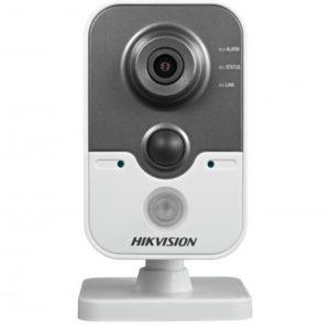Компактная IP-камера с W-Fi и ИК-подсветкой до 10м HIKVISION DS-2CD2442FWD-IW (2.8), 4Мп
