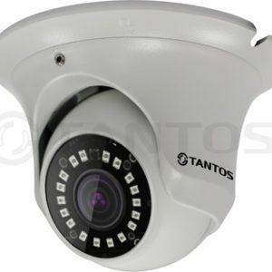 Купольная видеокамера Tantos TSi-Ee25FP (3.6)