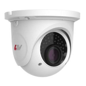 "LTV CNE-940 58, антивандальная IP-видеокамера типа ""шар"""