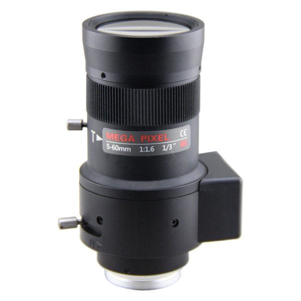 LTV-LDV-0560M1-IR, мегапиксельный вариофокальный объектив