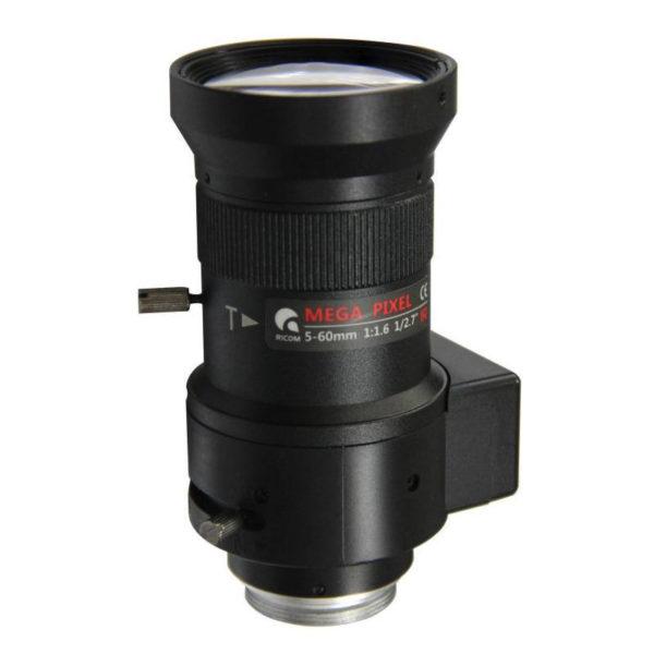 LTV-LDV-0560M2-IR, объектив мегапиксельный вариофокальный