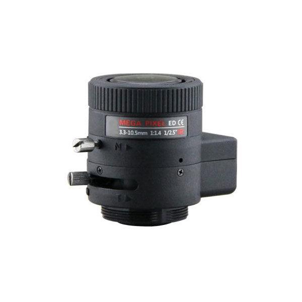 LTV-LDV-3310M5-IR, мегапиксельный вариофокальный объектив