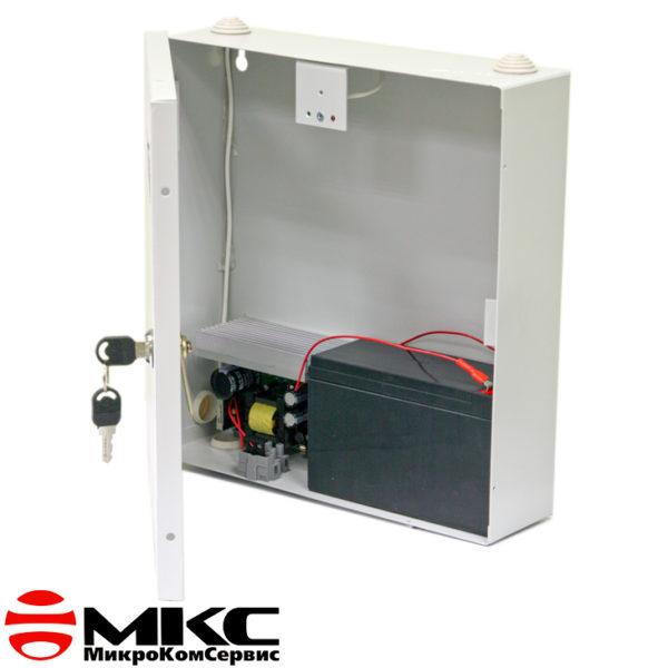 МикроКомСервис РЕЗЕРВ - 12/5BOX, Источник вторичного электропитания резервированный импульсный