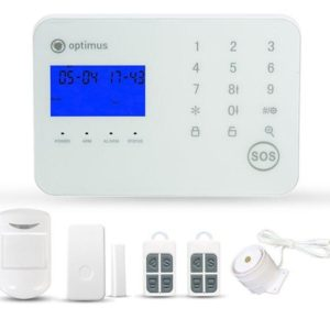 Optimus AG-200 (комплект) — беспроводная GSM сигнализация
