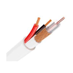 Optimus КВК-В 2*0.5 (indoor) 200м — Комбинированный кабель