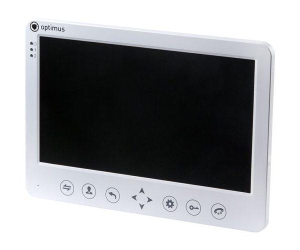 Optimus VM-E10 белый цветной видеодомофон