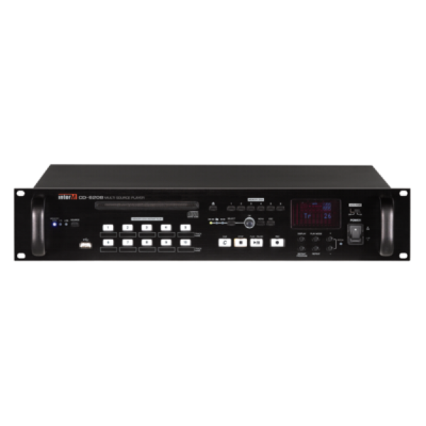 Проигрыватель CD-6208