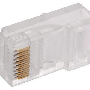 Разъём RJ-45 UTP для кабеля кат.6 ITK CS3-1C6U