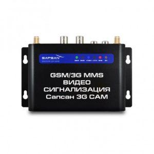 Sapsan GSM MMS 3G-CAM (контроллер) — GSM сигнализация