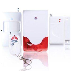 Sapsan Local Alarm — комплект локальной беспроводной охранной сигнализации