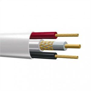 Satvision КВК-В 2х0,5 мм (12V) — комбинированный кабель