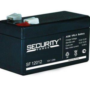 Security Force SF12012 — аккумуляторная батарея