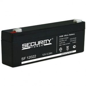 Security Force SF12022 — аккумуляторная батарея