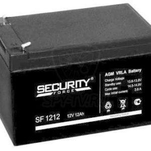 Security Force SF1212 — аккумуляторная батарея