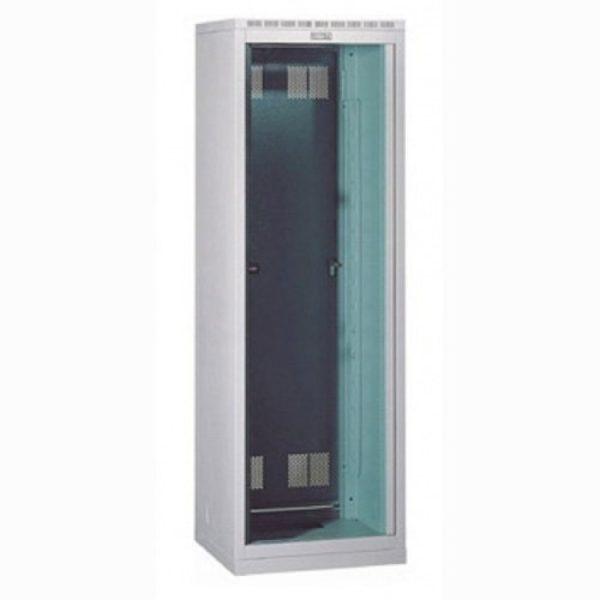 Шкаф стальной 19' неразборный PR-151A