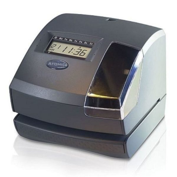 Штамп часы автоматические ATOMIC