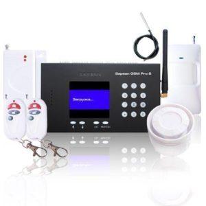 Сигнализация Sapsan GSM Pro 6