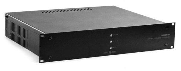 SKAT-RPA.12DC-20/(26-120)Ah RACK Бастион, Источник питания для систем оповещения