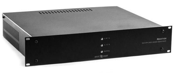 SKAT-RPA.24DC-20/(26-120)Ah RACK Бастион, Профессиональный ИБП для систем безопасности