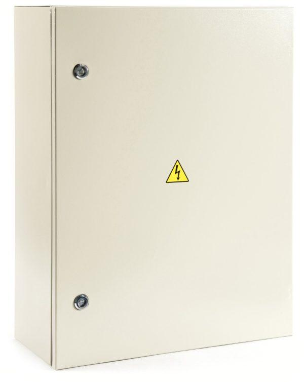 СКАТ ШП-12DC-6А исп.5М Бастион, Металлический шкаф 500х650х220, IP54, для размещения и обеспечения бесперебойным питанием технических средств охранно-пожарной сигнализации