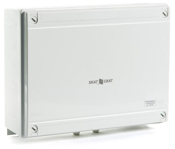 SKAT-V.24/220AC Бастион, Источник питания для CCTV и PoE