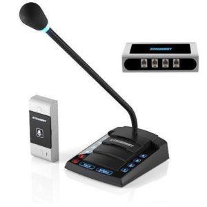 Stelberry S-640 — 4-канальное переговорное устройство