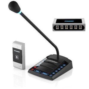Stelberry S-660 — 6-канальное переговорное устройство