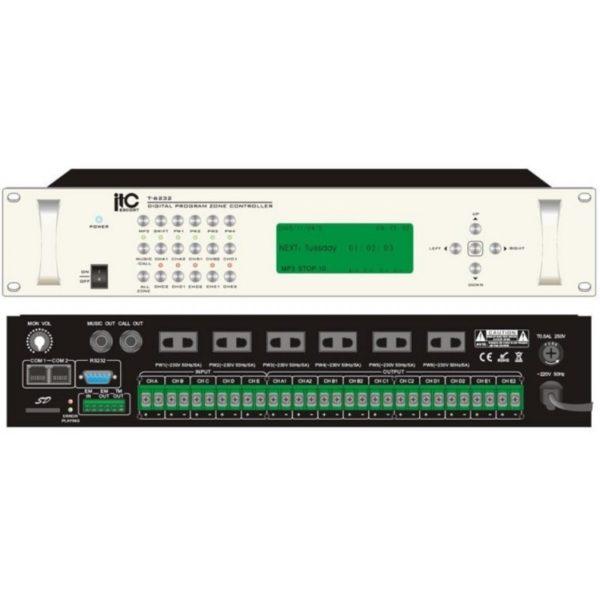 Таймер программируемый с речевым модулем T-6232